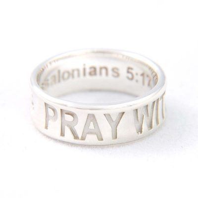 ring - pray without ceasing
