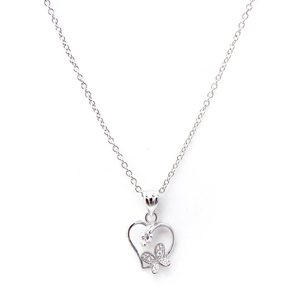 heart-w-butterfly-CZ-necklace