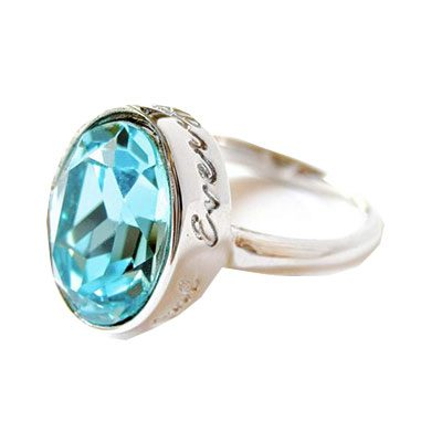 Everything Beautiful Turquoise Ring